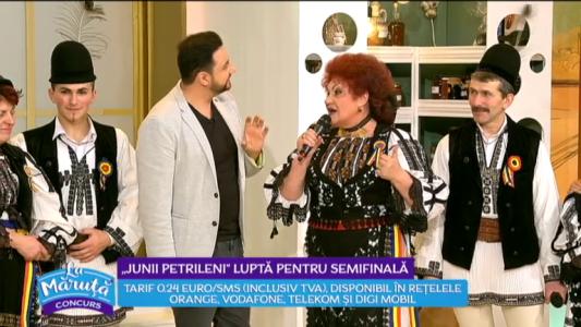 """""""Junii Petrileni"""", pregatiri de duel"""