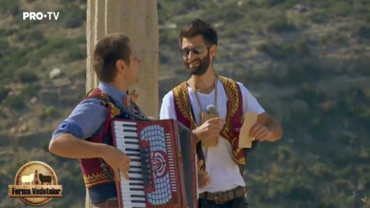 Paul Ipate si Octavian Strunila le-au facut o surpriza concurentilor