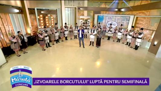 """""""Izvoarele Borcutului"""" lupta pentru semifinala"""