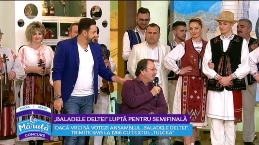 """Baladele Deltei"" lupta pentru semifinala"