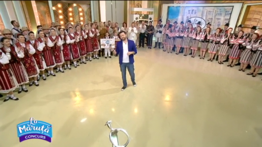 """Baladele Deltei"" merge in semifinala"
