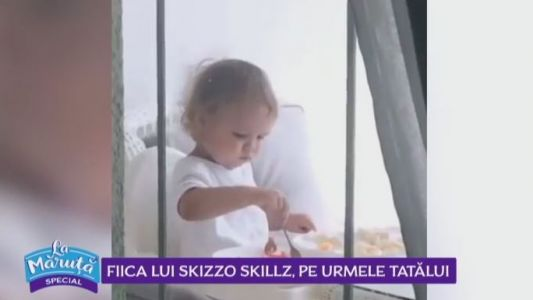 Fiica lui Skizzo Skills, pe urmele tatalui