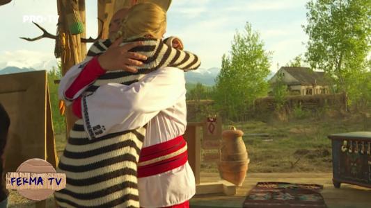 Cosmin Natanticu si Catalin Neamtu au surprins la Ferma TV emotiile duelului