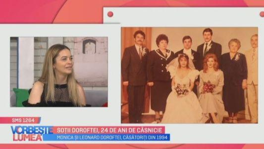 Sotii Doroftei, 24 de ani de casnicie