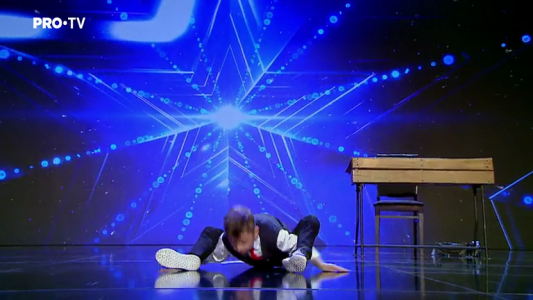 Romanii au talent 2018: Ianis Anghel - Breakdance