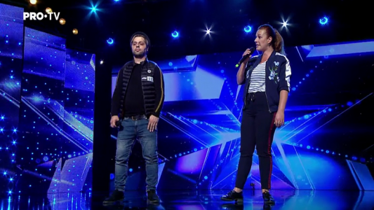 Romanii au talent 2018: Maya si Mario Preda - Solisti vocali