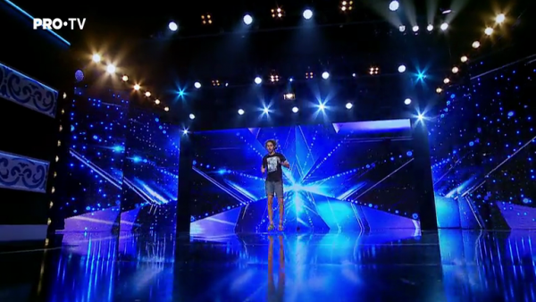 Romanii au talent 2018: Mihai Morosanu - Solist vocal