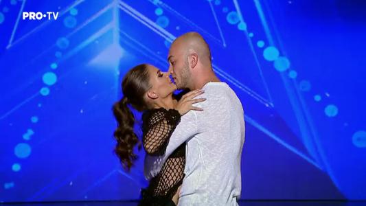 Romanii au talent 2018: Vlad si Ioana - Dans contemporan