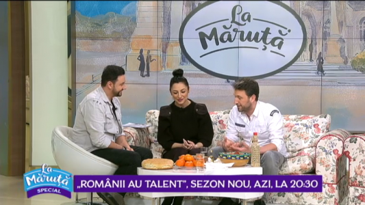 """Romanii au talent"", sezon nou, azi, la 20:30"