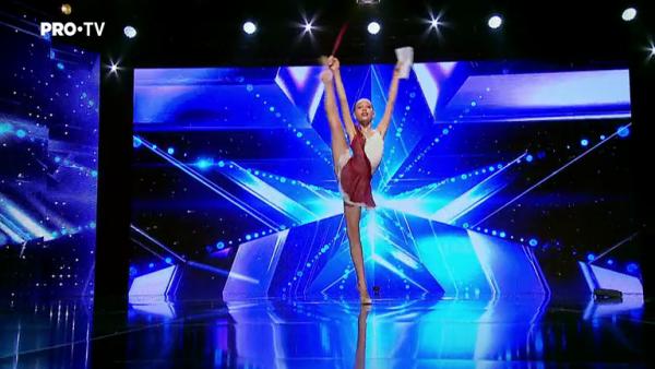 Romanii au talent 2018: Bianca Badea - Balet neo clasic
