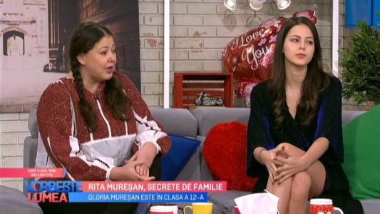 Rita Muresan, secrete de familie