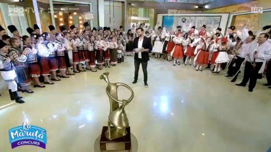 Ansamblul Zestrea Buduresii - Bihor merge in Finala
