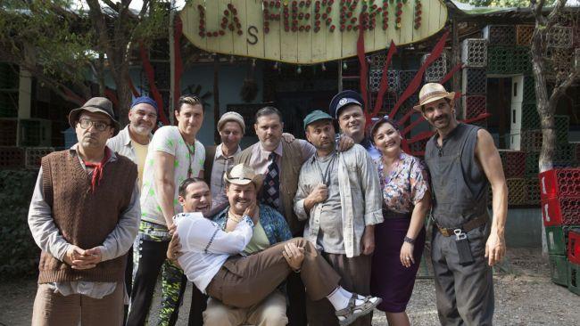 Las Fierbinti - sezonul 13