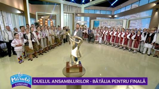 Duelul Ansamblurilor - Batalia pentru finala