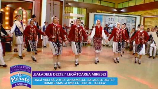 """""""Baladele Deltei"""", povestile din spatele dansului"""