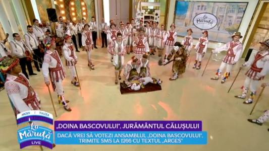 """""""Doina Bascovului"""", povestile din spatele dansului"""