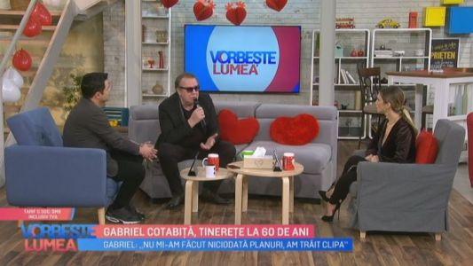Gabriel Cotabita, tinerete la 60 de ani