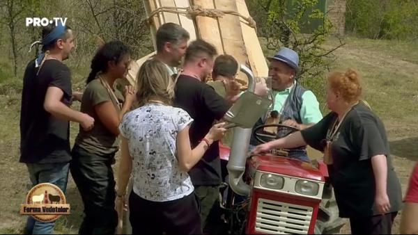Cum a fost revederea dintre Duban si Nea Rata dupa conflictul incendiar ce a avut parte in episodul trecut si cine este concurenta care i-a cerut un test de sarcina fermierului?
