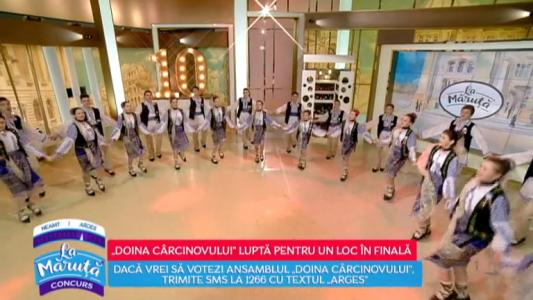 """""""Doina Carcinovului"""" lupta pentru un loc in finala"""
