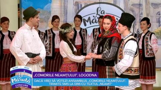 """""""Comorile Neamtului"""", logodna"""