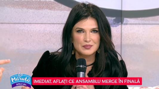 Monica Barladeanu, interviu de 10