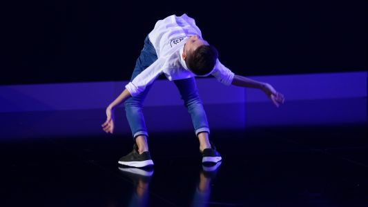 Romanii au talent 2018: Gabriel Vizitiu - Contorsionism