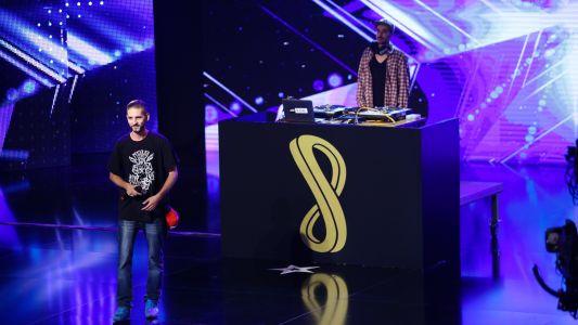 "Romanii au talent 2018: Vlad Zapu ""Blazatu"" si DJ ES.T - Hip hop & live DJ"