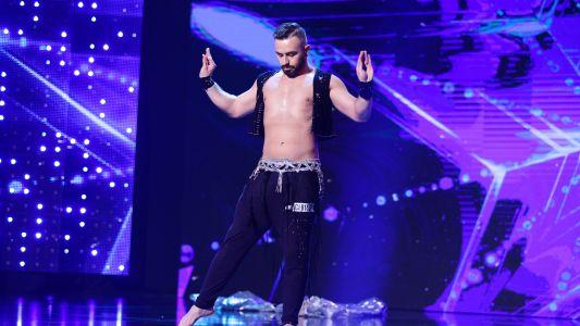 Romanii au talent 2018: Vlad Jucan - Bellydance