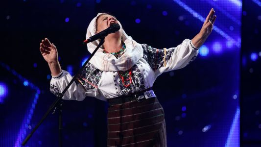 Romanii au talent 2018: Suzana Popescu - Folclor de comunicare