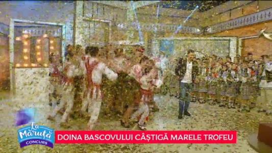 """""""Doina Bascovului"""" castiga marele trofeu"""