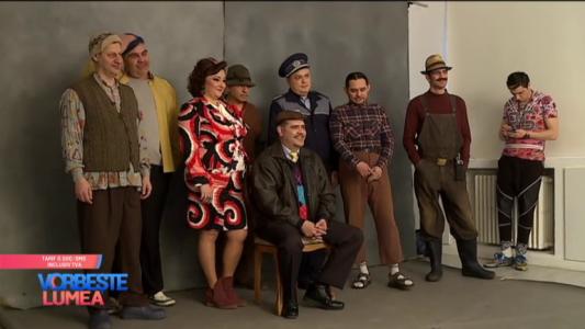 """Actorii din """"Las Fierbinti"""", totul despre iubire"""