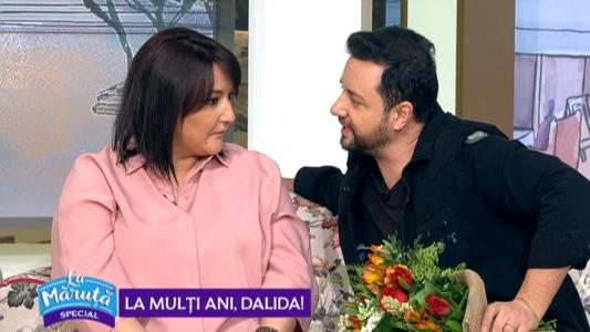 La multi ani, Dalida!