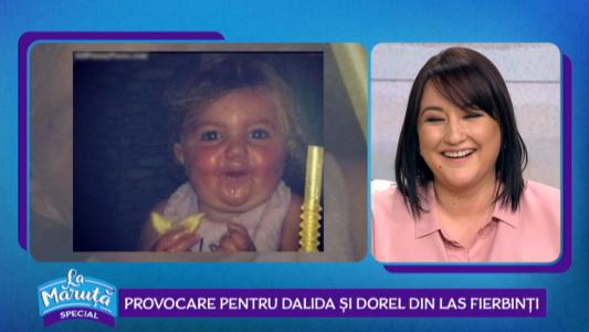 Provocare pentru Dalida si Dorel din Las Fierbinti