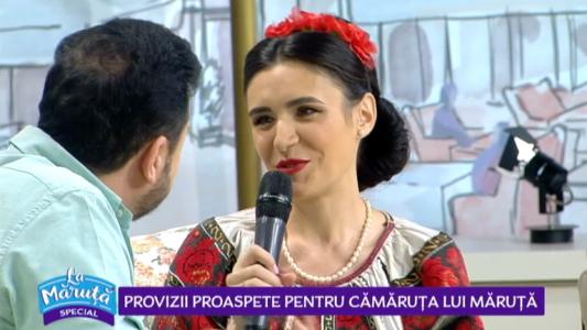 Zina Ghitulescu, o noua frumusete a muzicii populare