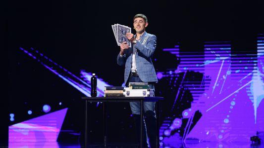 Romanii au talent 2018: Andrei Andronachi - Moment de magie