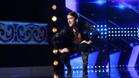 Romanii au talent 2018: Emil Rengle - Dans pe tocuri