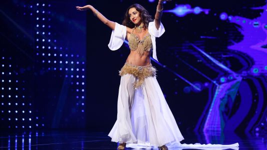 Romanii au talent 2018: Natalia Duminica - Belly Dance