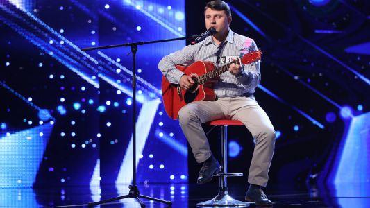 "Romanii au talent 2018: Dan Venin - Interpreteaza piesa ""Vara Promisa"""
