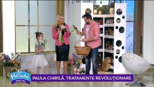 Paula Chirila, tratamente revolutionare