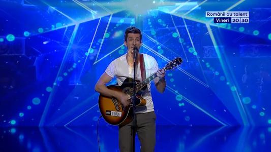 """Talentul e un ideal inalt! Curajul e o realitate #getbeget. """"Romanii au talent"""", vineri 20:30 la PRO TV #mareaunireatalentului"""
