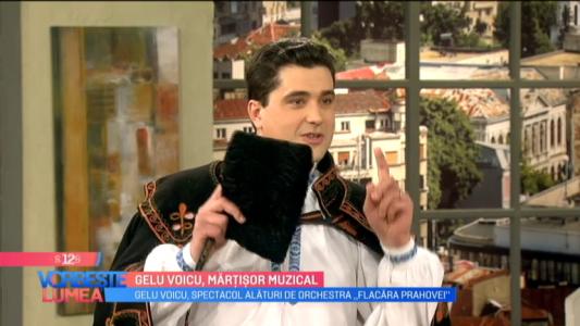 Gelu Voicu, martisor muzical