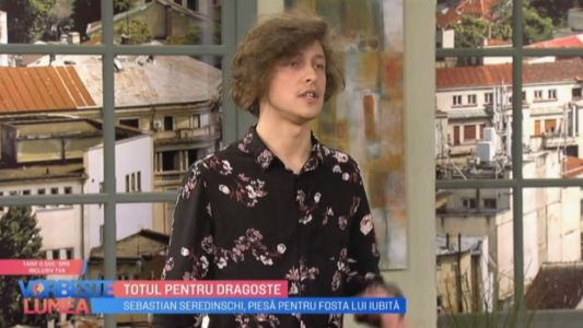 Sebastian Seredinschi, piesa pentru fosta iubita