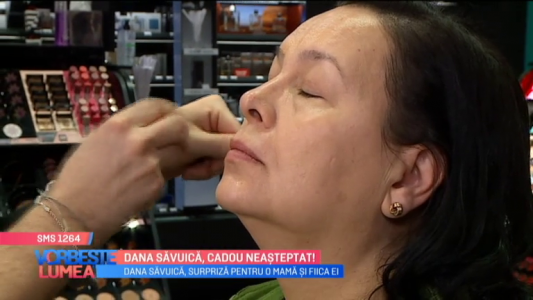 Dana Savuica, cadou neasteptat