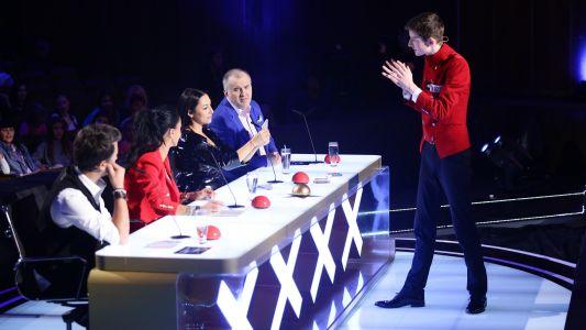 Romanii au talent 2018: Mihail Kovali - Moment de magie