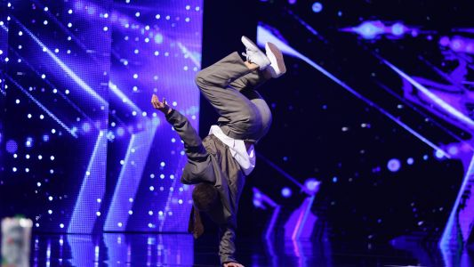 Romanii au talent 2018: Jorik Popusoi - Breakdance