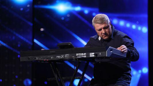 Romanii au talent 2018: Paul Marinescu - Moment muzical la orga