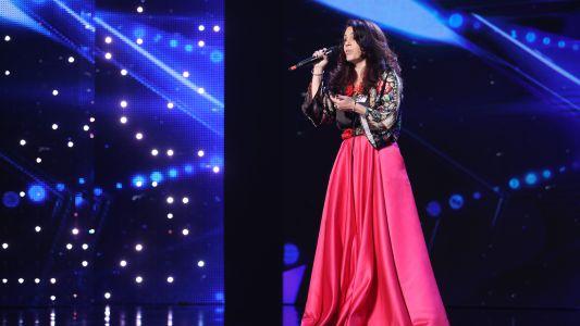 Romanii au talent 2018: Cristina Dascalescu - Solist vocal