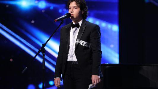 Romanii au talent 2018: Nicholas Obedeanu Mihalache - Moment muzical pian