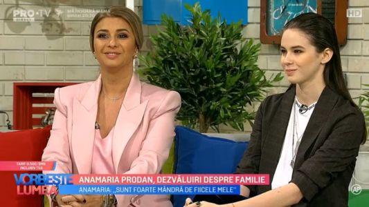Anamaria Prodan, dezvaluri despre familie
