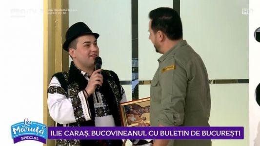 Ilie Caras, bucovineanul cu buletin de Bucuresti